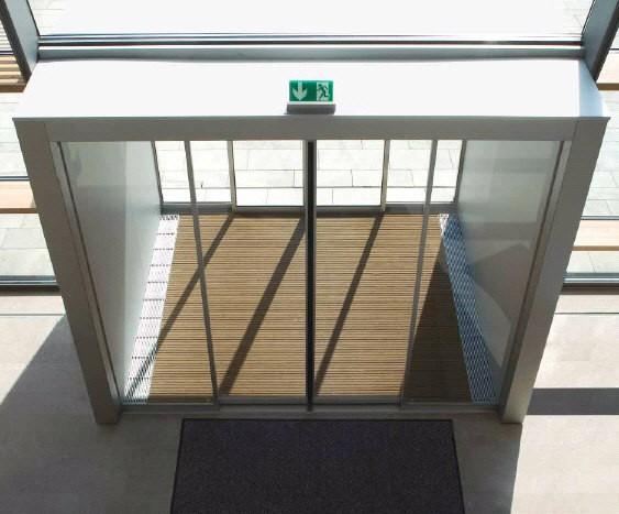Automatische türen  MONPET ajtók, ablakok - Glaselemente und Dorma automatik ...